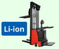 Модельный ряд 2021 Li-ion